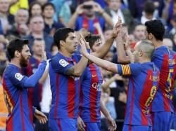Barcelona Beat Real Madrid El Clasico