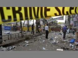 People Killed 10 Injured Car Bomb Explosion Kabul