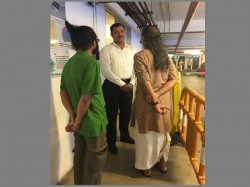 Was Denied Entry Into Kolkata Mall Wearing Dhoti Alleges Fi