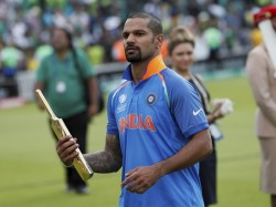 Shikhar Dhawan Replace Injured Vijay Sri Lanka