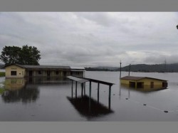 Northeast Floods Cause Unprecedented Damage 80 Dead 17 Lakh Marooned