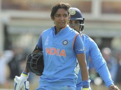 Watch Harmanpreet Kaur Leaves Deepti Sharma In Tears Against Australia