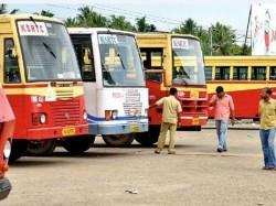 Bjp Kerala Haarthal Ksrtc Stop Service