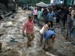 Killed Cloudburst Jammu Kashmir S Doda