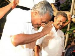 Surendran Facebook Post Against Pinarayi Vijayan