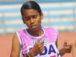 Pu Chithra 1500 Metre Women Rnning Asian Athletics Championship Video