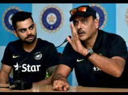 Ravi Shastri Appointed India Coach Zaheer Khan Bowling Coach