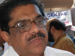 Sudheeran Against Government On Cheruvally Estate For Sabarimala Airport