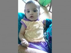 Help Baby Sumaya Fight Heart Disease