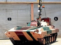 Muntra Country S First Unmanned Tank Rolls From The Chennai Lab