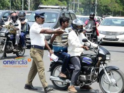 Licence Suspended For Violation Of Traffic Rules