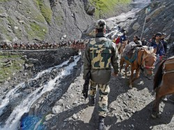 Two Pakistanis Among Four Terrorists Involved Attack On Amarnath Pilgrims