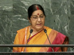 Sushma Swaraj To Discuss Missing Indians With Iraq Foreign Minister
