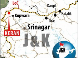 Soldiers Killed An Attack Near The Line Control North Kashmir