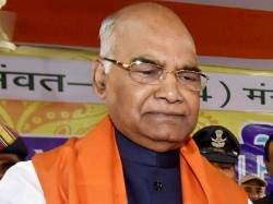 Kovind Once Denied Entry Presidents Summar Residence