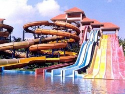 Water Theme Park Functions Without Certification