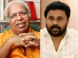 Vinayan S Allegation Against Dileep