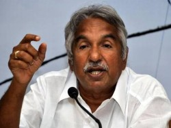 Oommen Chandy Facebook About Kerala S Present Situation