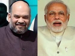 How Pm Modi Amit Shah Charted Plans Unite Aiadmk
