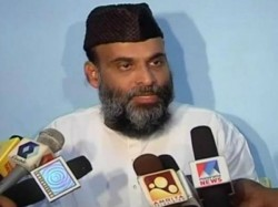 Madani S Press Meet Which Was Held Thalassery