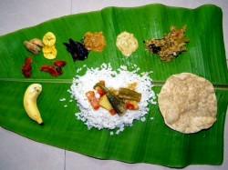 Onam Spacial Aranmula Valla Sadya