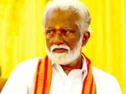 Vigilance Notice For Kummanam In Medical Bribe Allegation