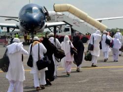 First Batch Haj Pilgrims From Kerala Leaves Saudi Arabia