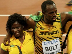 Usain Bolt Says He Is Moms Boy