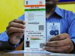 Aadhaar Not Mandatory Booking Rail Tickets
