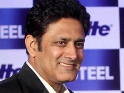 Anil Kumble Gets His Dues Post Acrimonious Exit