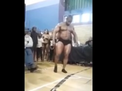 South African Bodybuilder Dies While Attempting Back Flip