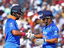 Decision Over Ms Dhoni Yuvraj Singh Will Be Taken At An Opportune Time Msk Prasad