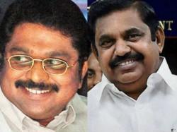 Mlas Supporting Ttv Dinakaran Met Governor Demand Palaniswami S Removal