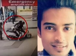 Malappuram Youth Shot Dead Case Cctv Visuals Out