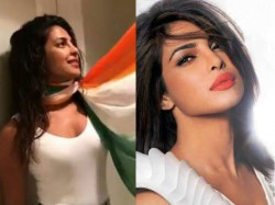 Priyanka Chopra Slammed In Social Media For Independence Day Post