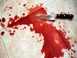 Delhi Man Slits Wifes Throat