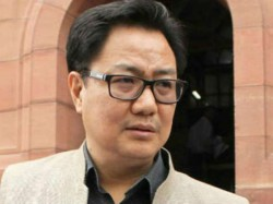Maximum Communal Violence Related Incidents In Opposition Ruled States Says Kiren Rijiju