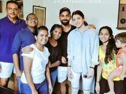 Virat Kohli Anushka Sharma Spotted With Fans Sri Lanka