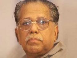 Adv Mk Damodaran Passed Away
