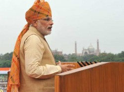 Pm Narendra Modi Keeps His Promise With Shortest Independence Day Speech In 4 Years