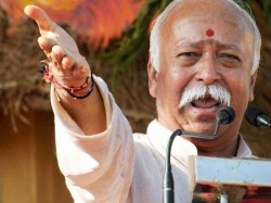 Cpm Demanfs To Take Case Against Mohan Bhagwat