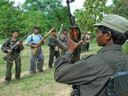 Bihar Naxals Halt Trains Services Jamui