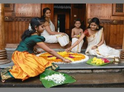 Malayali People Celebrates Onam As Their Nations Festival