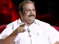 Speaker Sreerama Krishnan S Facebook Post Against Pc George