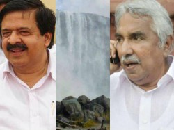 Athirappilly Project And Oommen Chandys Comment