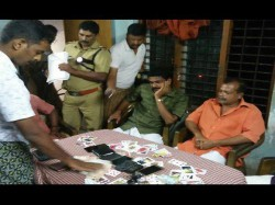 Local Leaders Bjp Cpim Arrested Police Pathanamthitta