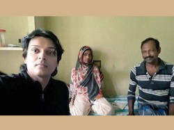 Hadiya S Father Filed Complaint Against Rahul Easwar