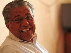 Pinarayi Vijayan About Thomas Chandy Marthandan Lake