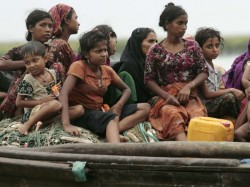 Rohingyas Say Compulsions Drove Them To Take Shelter In Jk