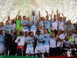 Lazio Beat Juventus Italian Super Cup